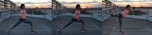Yoga de pie